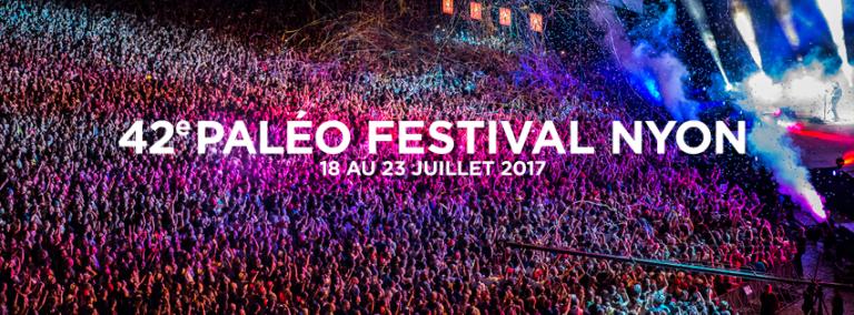 Paléo Festival 2017