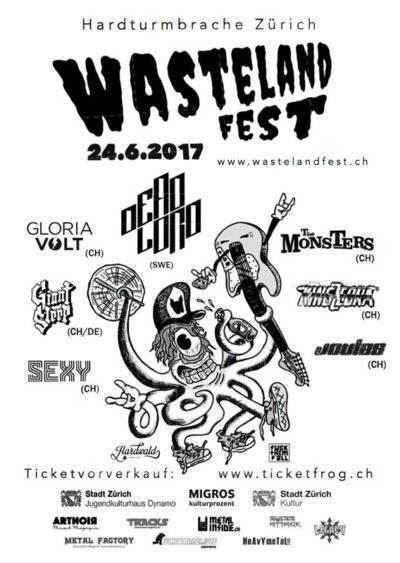 Wasteland Fest 2017