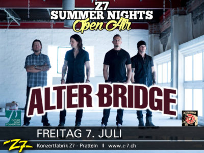 Alter Bridge 2017-07-07