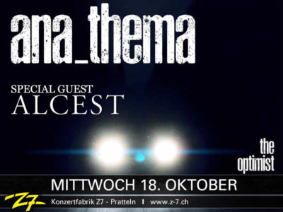 Anathema 2017-10-18