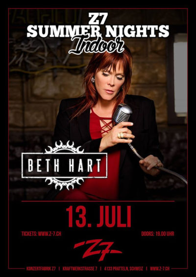 Beth Hart 2017-07-13