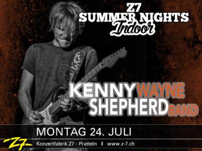 Kenny Wayne Sheppard Band 2017-07-24