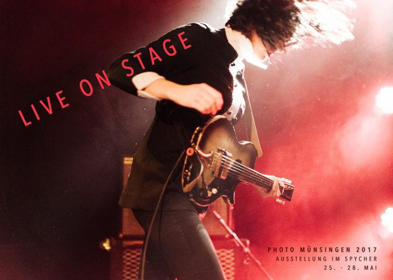 Live on stage - Konzertaufnahmen von Alain Schenk 2017-05-25