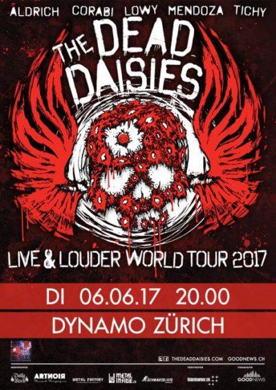 Dead Daisies 2017-06-06