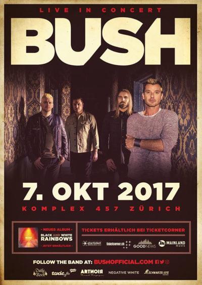 Bush 2017-10-07