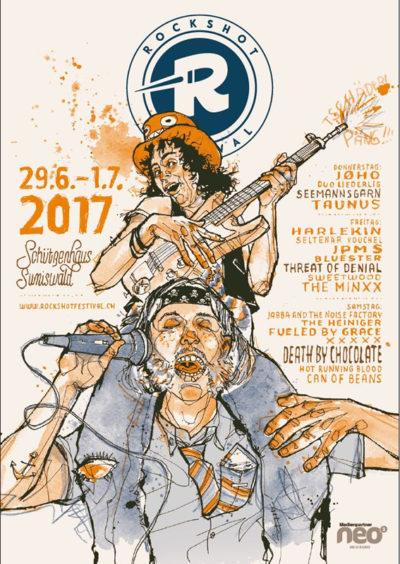 Rockshot Festival 2017