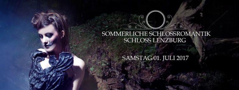 Sommerliche Schlossromantik 2017-07-01
