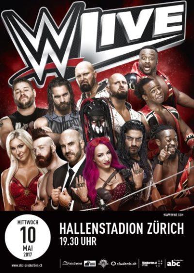 WWE Live 2017-05-10