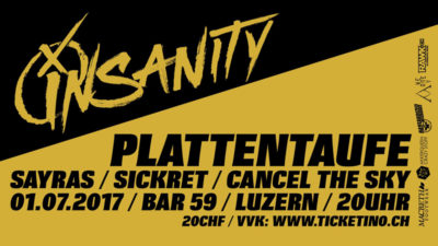 Insanity 2017-07-01