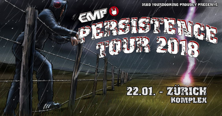 Persistence Tour 2018-01-22