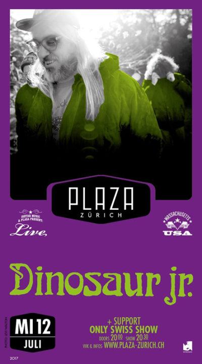 Dinosaur Jr. 2017-07-12