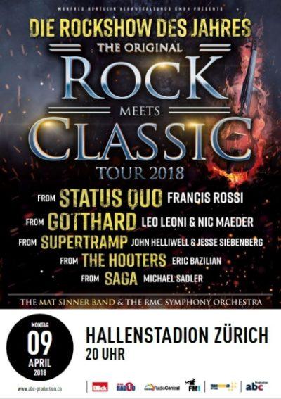 Rock Meets Classic 2018-04-09