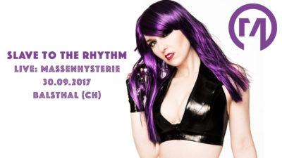 Slave To The Rhythm 2017-09-30