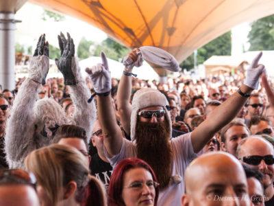 Bericht zum Amphi Festival 2017