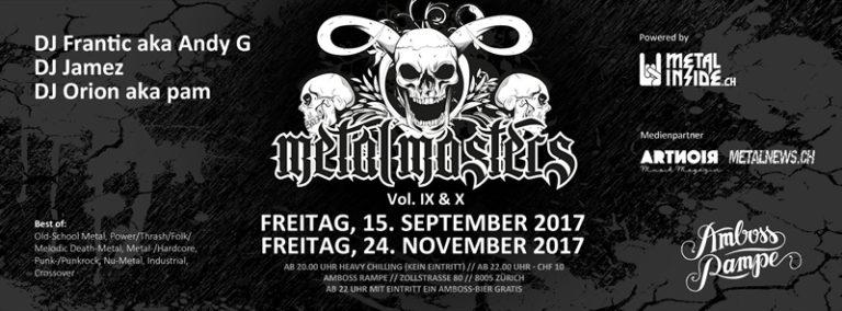Metal Masters 2017-11-24