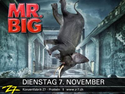 Mr. Big 2017-11-07