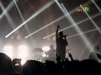 Bericht Papa Roach 2017-09-23