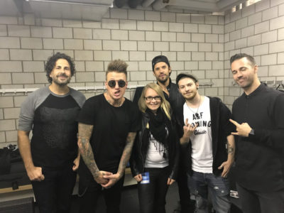 Talk Papa Roach 2017-09-23