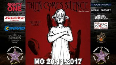 Then Comes Silence 2017-11-20