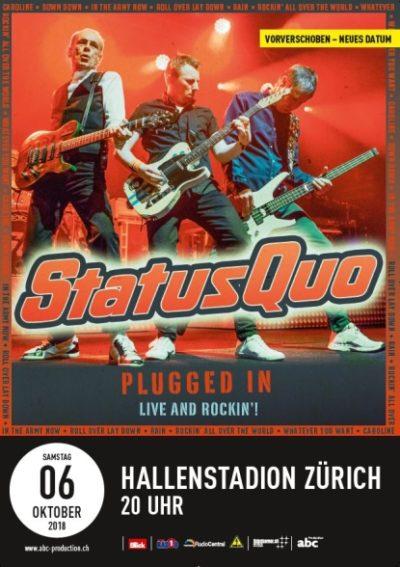 Status Quo 2018-10-06