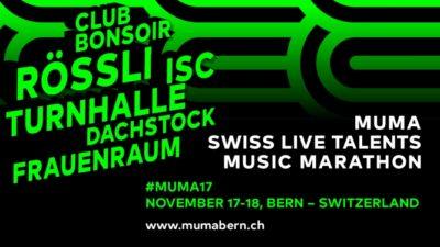 Swiss Live Talents 2017