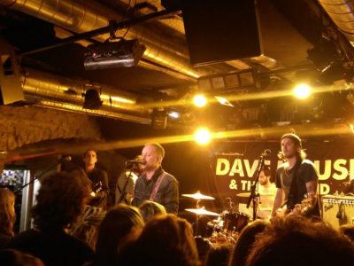 Talk Dave Hause 2017-10-03