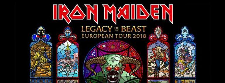 Iron Maiden 2018-06-26