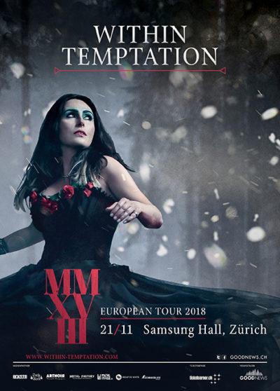 Within Temptation 2018-11-21