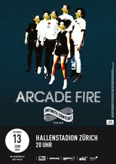 Arcade Fire 2018-06-13