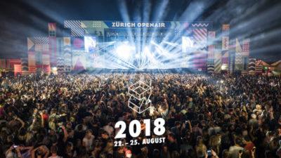 Zürich Openair 2018