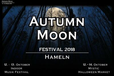 Autumn Moon 2018