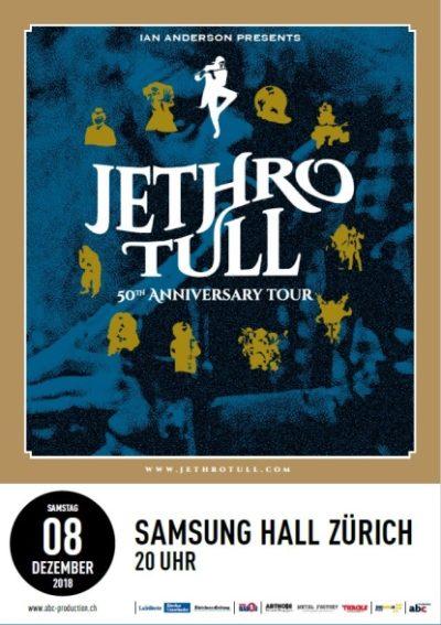 Jethro Tull 2018-12-08