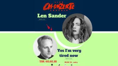 Len Sander 2018-05-03