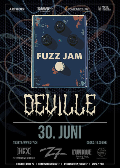Fuzz Jam 2018-06-30