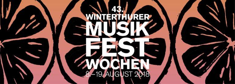 Winterthurer Musikfestwochen 2018