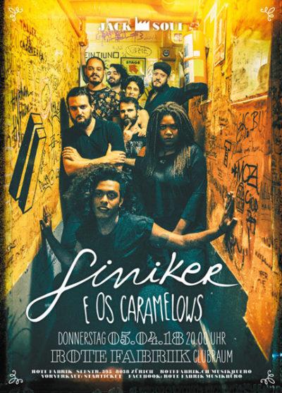 Liniker e os Caramelows 2018-04-05