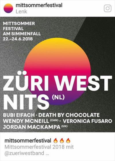 Mittsommerfestival 2018