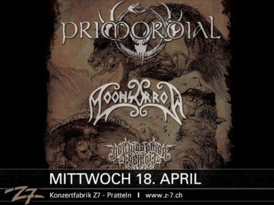 Primordial 2018-04-18