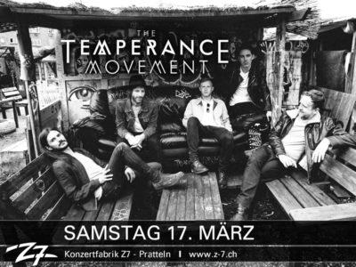 The Temperance Movement 2018-03-17