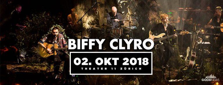 Biffy Clyro 2018-10-02