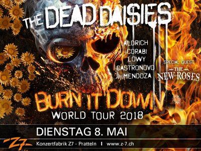 The Dead Daisies 2018-05-08