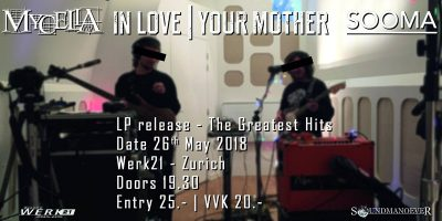 In Love Your Mother 2018-05-26