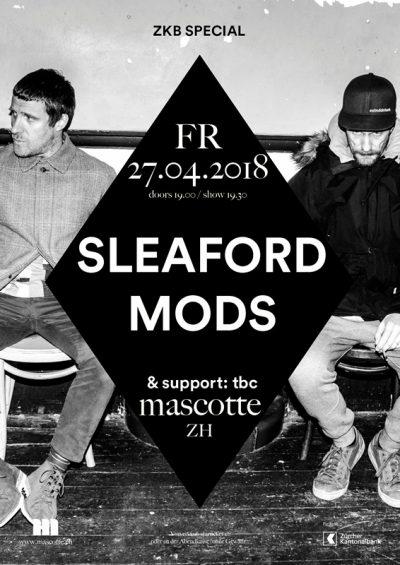 Sleaford Mods 2018-04-27