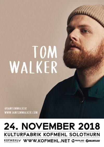 Tom Walker 2018-11-24