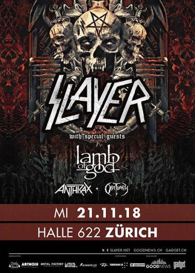 Slayer 2018-11-21