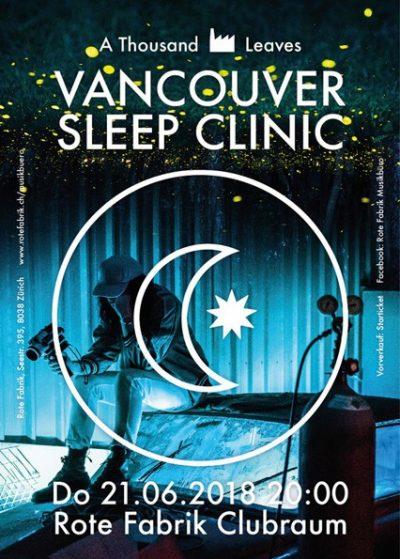 Vancouver Sleep Clinic 2018-06-21