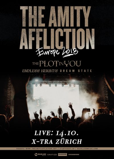Amity Affliction 2018-10-14