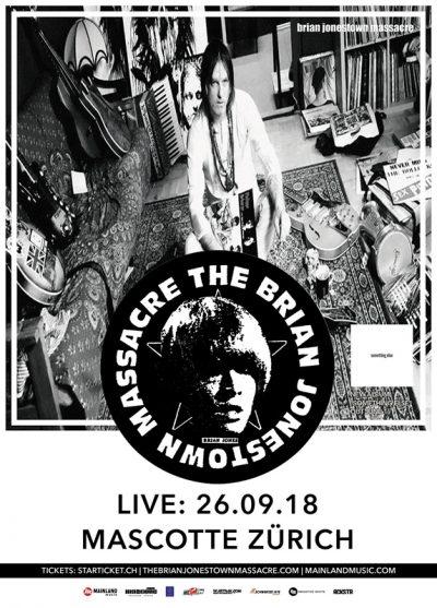 The Brian Jonestown Massacre 2018-09-26