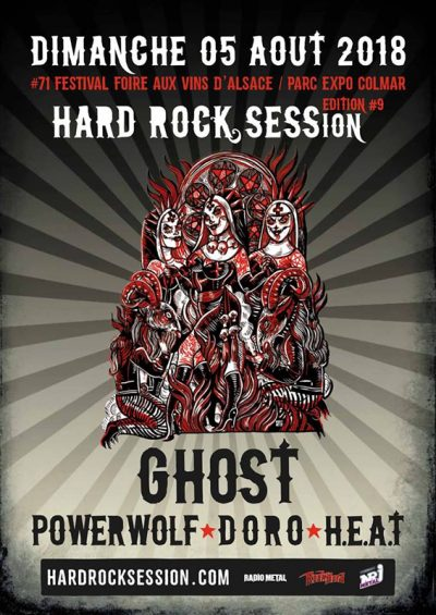 Hard Rock Session 2018-08-05