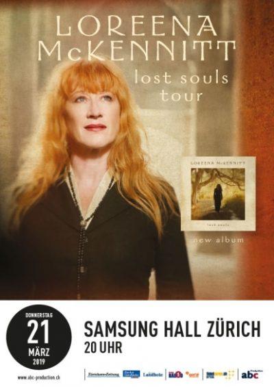 Loreena McKennitt @ Samsung Hall | Dübendorf | Zürich | Schweiz